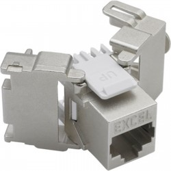 Conector Cat.6a FTP stil...