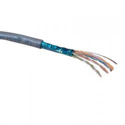 Cablu Cat.5e FTP PVC gri...