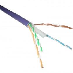 Cablu Cat.6 UTP 23AWG LSZH...