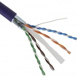 Cablu Cat.6 FTP LS0H violet...